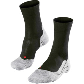 Falke RU4 Running Socks Women grey/black